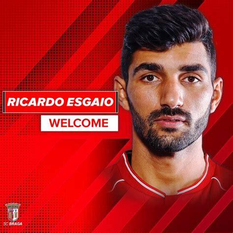 Май 16, 1993 (27 years) место рождения: Mercado - Ricardo Esgaio assinou pelo Sp. Braga, depois de ...