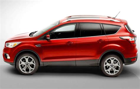 2019 Ford Escape Hybrid Review And Specs  Just Car Review