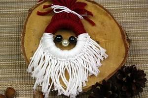 Weihnachtsmann Basteln Aus Pappe : weihnachtsmann basteln mit kindern ~ Haus.voiturepedia.club Haus und Dekorationen
