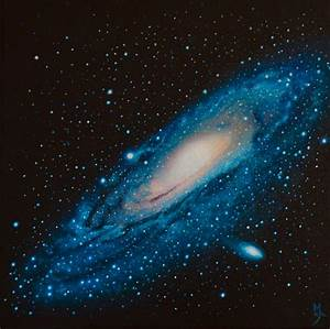 Andromeda Galaxy through Hubble - Pics about space