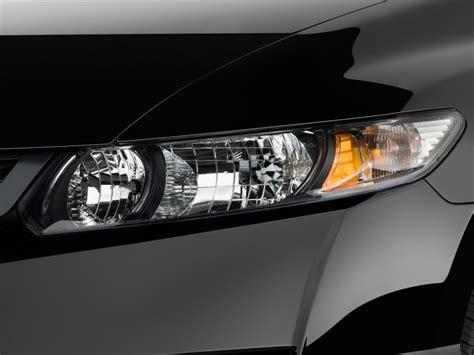 image 2011 honda civic coupe 2 door si headlight