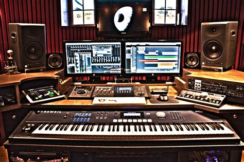 Home Recording Studio : How To Set Up Your Own Home Recording Studio