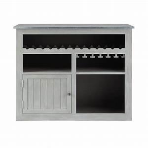 Meuble Bar Maison Du Monde : zinc meuble bar maisons du monde decofinder ~ Nature-et-papiers.com Idées de Décoration