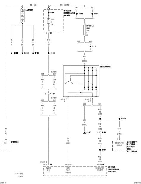 2005 Dodge Ram Wiring Diagram by I A 2005 Ram 1500 5 7 Hemi I Replaced Motor Due To