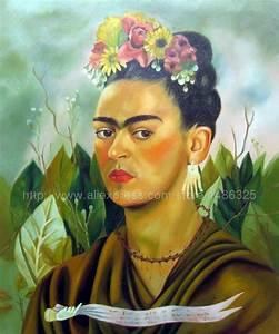 Frida Kahlo Kunstwerk : online kopen wholesale beroemde surrealisme kunst uit china beroemde surrealisme kunst ~ Markanthonyermac.com Haus und Dekorationen
