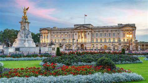 Buckingham palace was built on a site where james i planted a mulberry garden in order to cultivate silkworms. Buckingham Palace guide - London Attraction - visitlondon.com