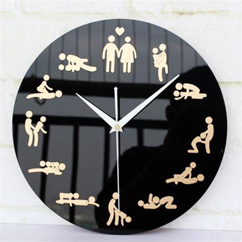 Design Uhren Wand by Wall Clock Boudoir Home Decor Creative Modern Design