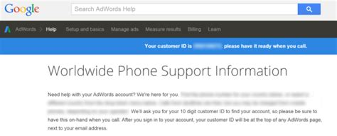 ad support phone number the hardest adwords quiz you ll take