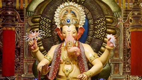 ganesh chaturthi 2017 muhurat puja vidhi and all you need to about the festival
