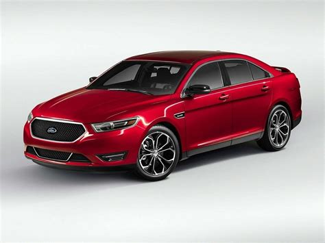 2019 Ford Taurus Review, Design, Engine, Price And Photos