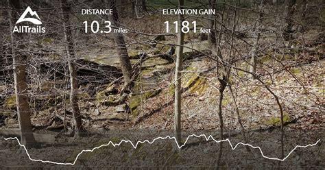 Shirley Creek Trail Indiana Alltrails