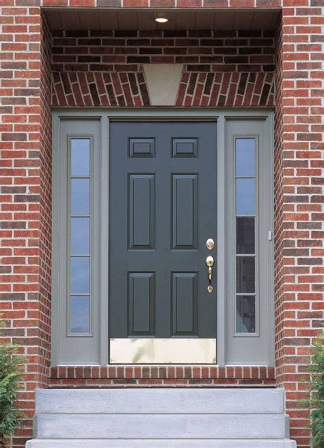Doors Front Of House by 22 Pictures Of Homes With Black Front Doors Page 3 Of 4