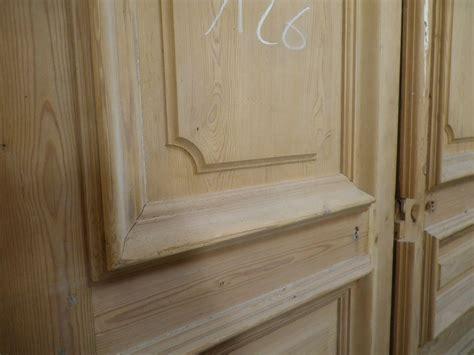 c2v16 porte d interieur 2 vantaux en pin