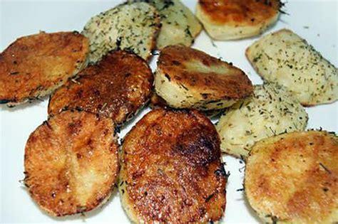 recette cuisine micro onde recette de pommes de terre roties au micro onde