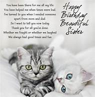 Funny Happy Birthday Wishes Sister