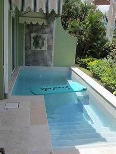 Mini Pool Terrasse : mini pool piscinas pinterest piscines terrasses et deco piscine ~ Orissabook.com Haus und Dekorationen