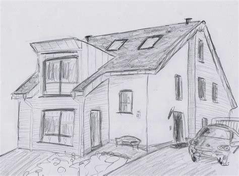 Haus Gezeichnet Vorne by Rapunzelblog