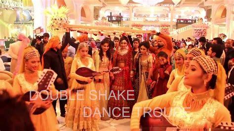 groom  bridal entry maharaja theme  double shake