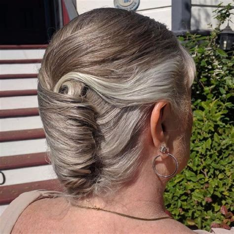 best 25 french roll updo ideas on pinterest french roll