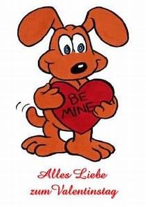 Valentinstag Lustige Bilder : valentinstag gru karten ~ Frokenaadalensverden.com Haus und Dekorationen