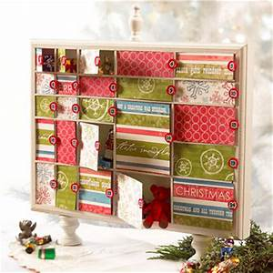 Advent Calendars to Craft Shadow Box Advent Calendar