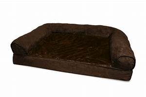 Furhaven plush suede orthopedic dog sofa bed pet bed ebay for Furhaven plush sofa pet bed