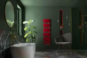 notre selection de radiateurs seche serviettes avec soufflant With chauffer une salle de bain avec un seche serviette