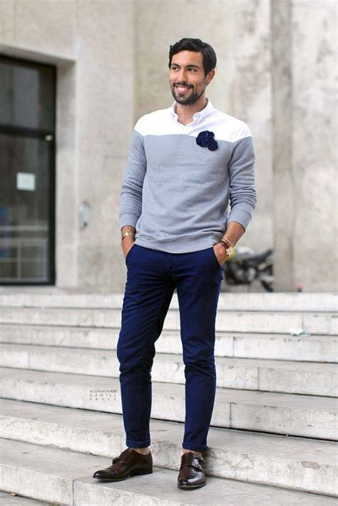 30 Best Menu0026#39;s Outfit Ideas to Wear with Monk Strap Shoes