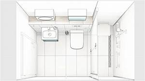 Badplanung Kleines Bad : kleines badezimmer grundriss design ~ Michelbontemps.com Haus und Dekorationen