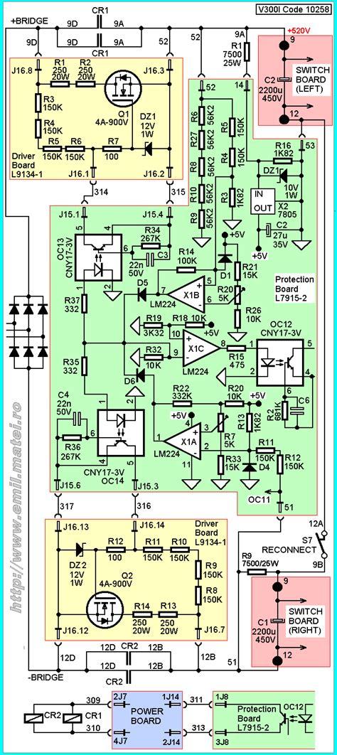 emil matei welding inverter startup circuit