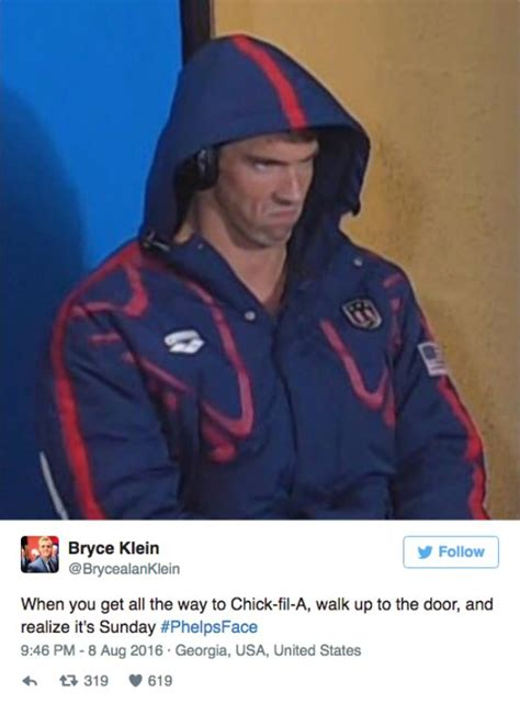 Michael Phelps Memes - michael phelps game face will haunt all your dreams thechive