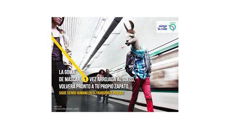 si鑒e social ratp velocidad pobreza los mejores anuncios de publicidad social noticias de