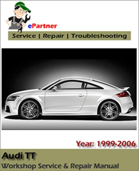 download car manuals 2006 audi tt head up display audi tt 2006 workshop service factory manual car service