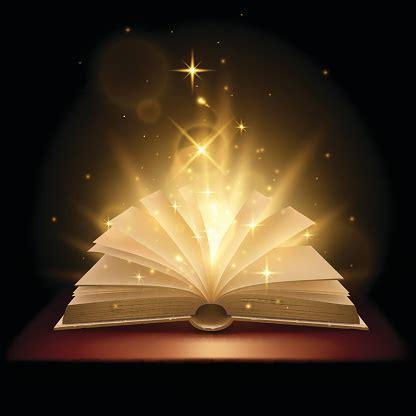 Magic Book Illustration Stock Illustration - Download ...