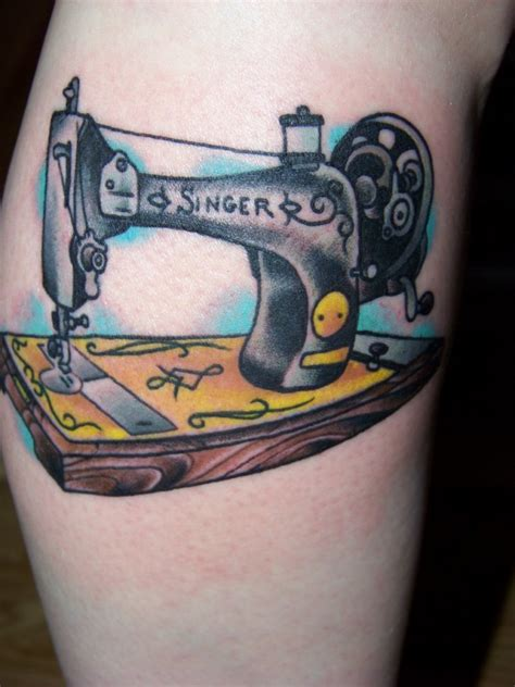 amazing sewing tattoos