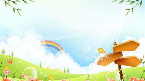 Wallpapers Positive Thoughts Cartoon Backgrounds