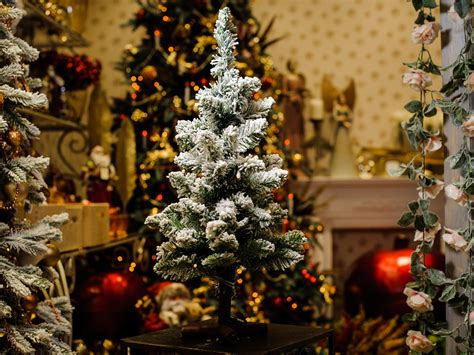 artificial christmas trees  independent