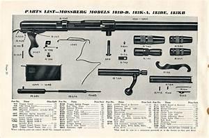 Need A Mossberg Model 183d
