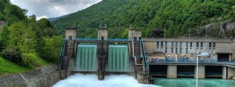 hydroelectric projects