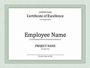 Employee Certificate Templates Free 8 Best Images Of Employee Award Certificate Templates Free Funny Employee Award Certificate