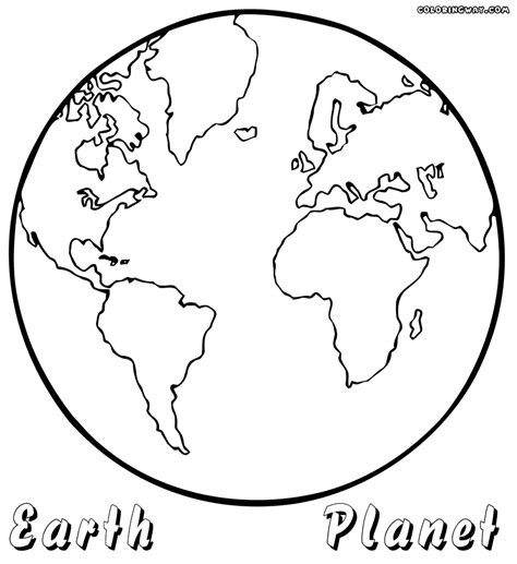 planet coloring pages coloring pages    print