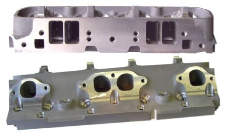 Stage 4 Heads, Stage 4 Tall Port Aluminum Cylinder Heads