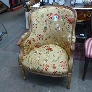 fauteuil bergere fleuri With chambre bébé design avec a fleur de peau fauteuil club
