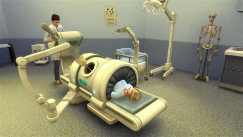 baby   hospital   sims    work