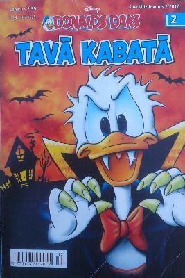 Donalds Daks TAVĀ KABATĀ N2 - V. Disnejs - iBook.lv ...