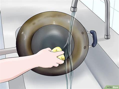 comment cuisiner avec un wok comment culotter un wok 19 é avec des photos