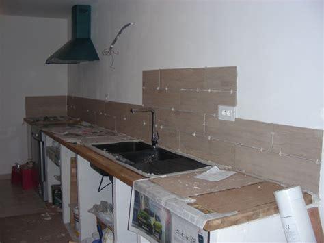 peinture carrelage cuisine plan de travail photos de