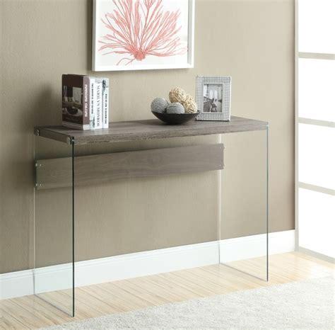 console de chambre console en verre 50 idées de décoration d 39 intérieur