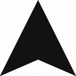 File:Black Arrow Up.svg - Wikimedia Commons