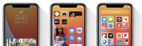 iOS 14 - Features, Release Date, and compatible iPhones